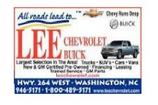 Lee Chevrolet Martin County Chamber Of Commerce